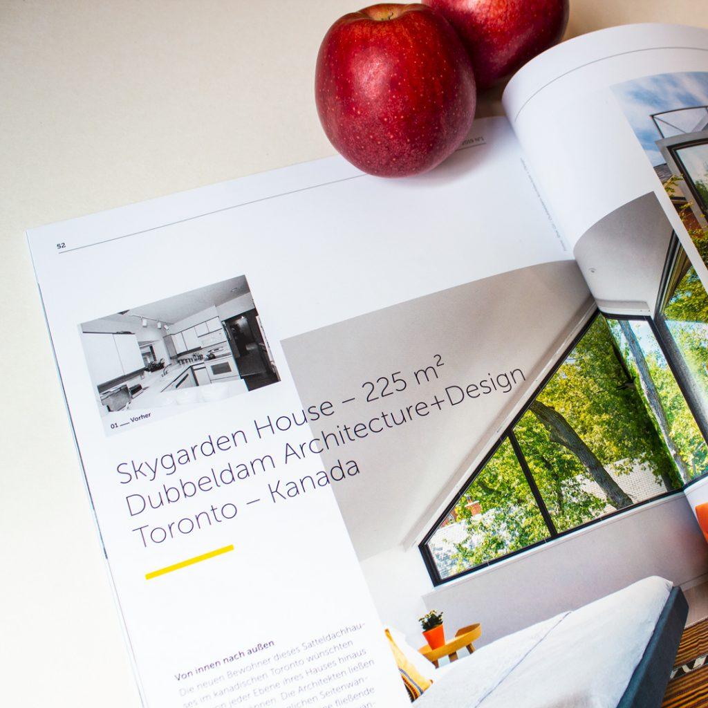 MARKTIMPULSE - Kundenmagazin für Brilux